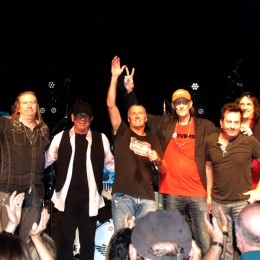 The Greg Billings Band takes the Wagon Train to Pasco County with our pals The Black Honkeys