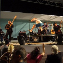 Jump for Joy !!! The Greg Billings Band plays Clearwater, Dunedin, Trinity, and Madeira Beach this week !!