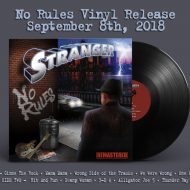 No Rules 30th Anniversary Re-Mastered Edition VINYL!