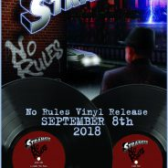 No Rules Remastered Vinyl Release Party Update