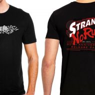 """GBB  presents  Stranger  """"No Rules""""   Release  Shirt"""