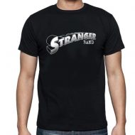 Stranger Band T Shirt – Front Logo Only