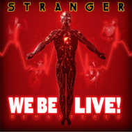 SOLD OUTWe Be Live Remaster and Name on Inner Sleeve- Pre Order